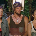 Hayden prepares to vote at Tribal Council