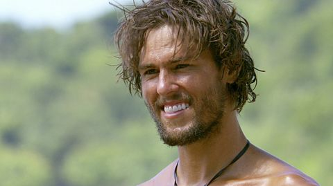 Hayden Moss on Survivor Blood Vs Water