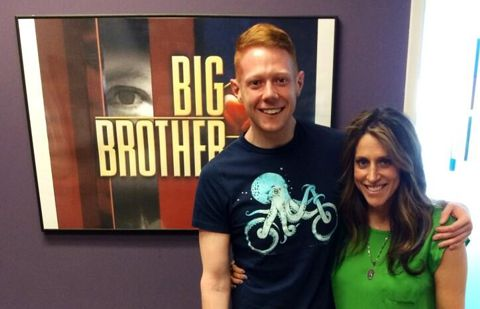 Andy Herren with Robyn Kass