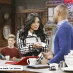 Candice Stewart on The Young and The Restless