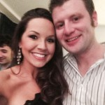 Judd & Danielle celebrate New Year's