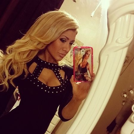 GinaMarie gets ready for New Year's
