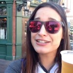 Jessie gets a morning beer in Ireland