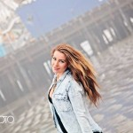 Elissa Reilly by the water 01 - Philip Alan Photography