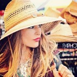 Elissa Reilly goes hat shopping - Philip Alan Photography