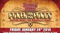 Reality Rally Poker Fundraiser