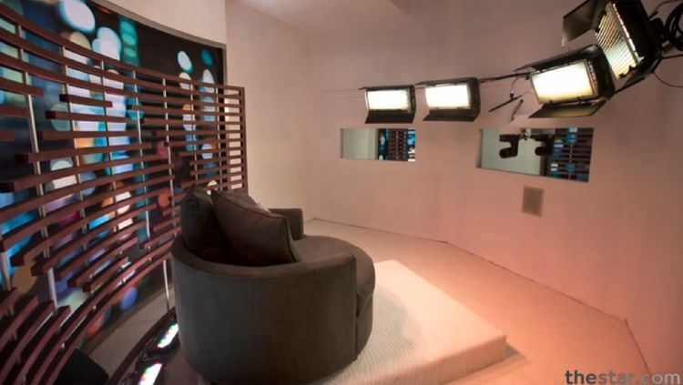 Big Brother Canada 2 house – Diary room
