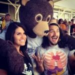 McCranda mauled by a loving bear