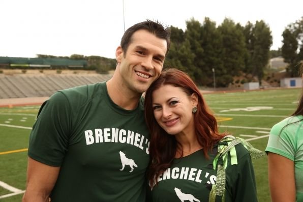 Brenchel on The Amazing Race