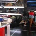 Twist HGs inspect their room