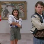 Ferris at the museum