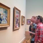 Judd & Andy get art smart