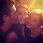 Amanda Zuckerman and Evel Dick with Kat