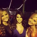 Kara Monaco, Amanda Zuckerman, and Kat Edorsson