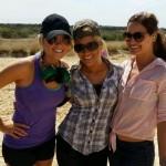 Aaryn, GM, & Jessie