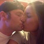 Judd & Jessie kiss