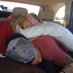Jeremy & GM worn out