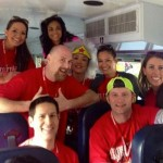 Bus full of Big Brother HGs