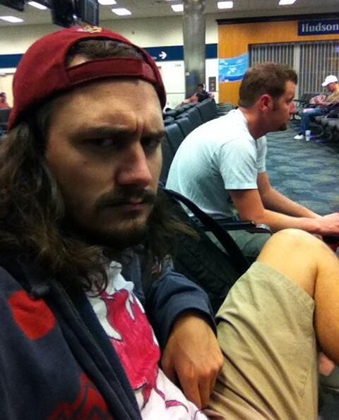 McCrae loves traveling!