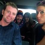 Judd, McCrae, Talla, & Liza together