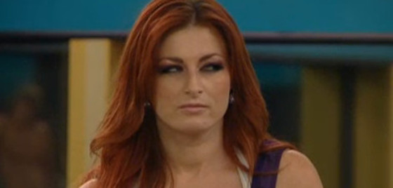 Rachel Reilly on Big Brother