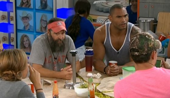 Big Brother Live Feed Highlights 2014-06-27