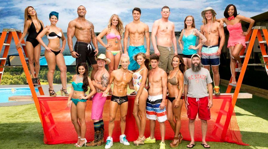 Big Brother 16 Houseguests together
