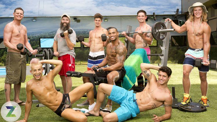 Big Brother 16 cast – The men