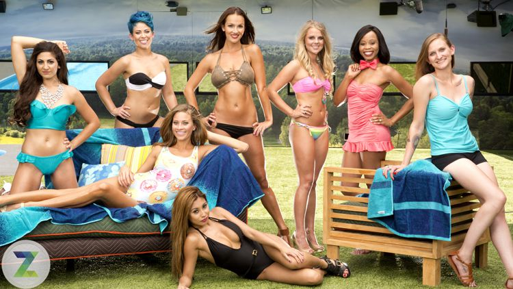 Big Brother 16 cast – The women