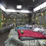 Earth room in Big Brother 16 house