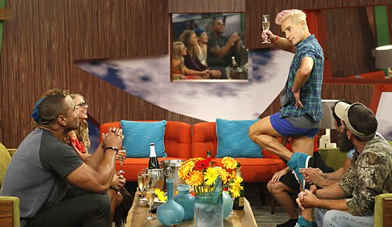 First HoH is Frankie Grande