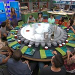 Group 2 does introductions on Big Brother 16