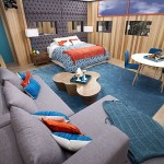 Second HoH room
