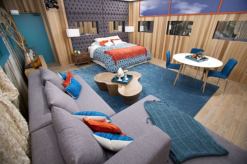 Second Hoh Room Big Brother Network