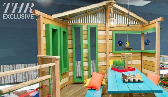 Big Brother 16 House - loft area