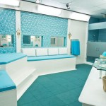 Big Brother 16 bathroom design