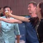 Big Brother 16 Media Day - HGs celebrate