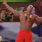 Big Brother 16 Media Day - Of course Jesse is there