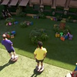 Big Brother 16 Media Day - Veto competition