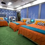 Wind room in Big Brother 16 house
