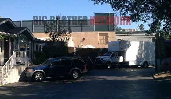Studio 18 on CBS lot in Los Angeles