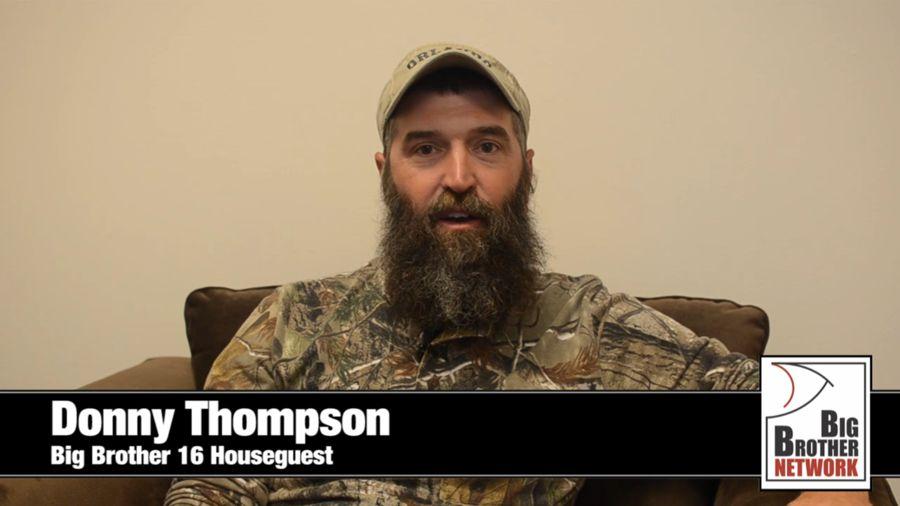 Donny Thompson