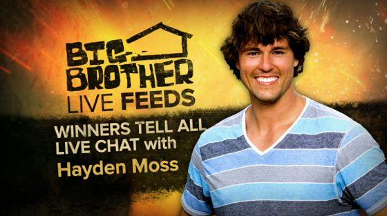 Hayden Moss talks Big Brother 16