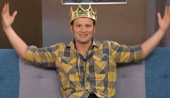 Judd Daugherty on Big Brother