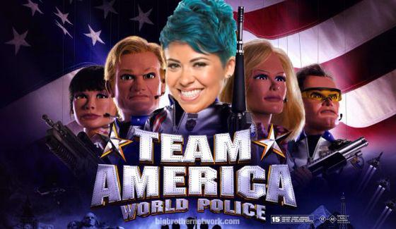 Joey leads Team America on Big Brother 16