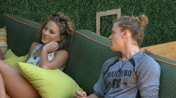 hayden big brother dating Big brother might just have a better relationship track record than the bachelor it turns out two of season 18's houseguests, winner nicole franzel and victor arroyo, are now dating thanks to season 19.