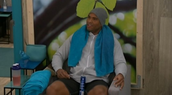 Devin Shepherd is confused on Big Brother 16
