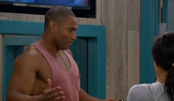 Devin Shepherd on Big Brother 16