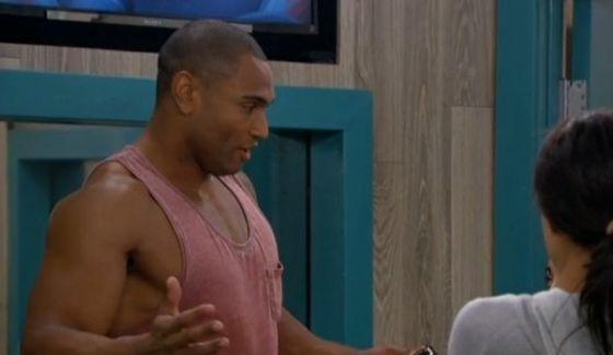 Devin Shepherd on Big Brother 16