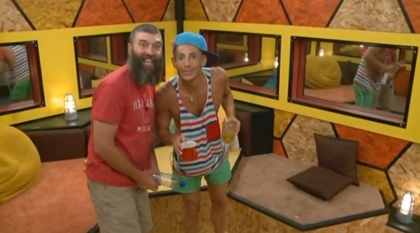 Donny and Frankie on Team America